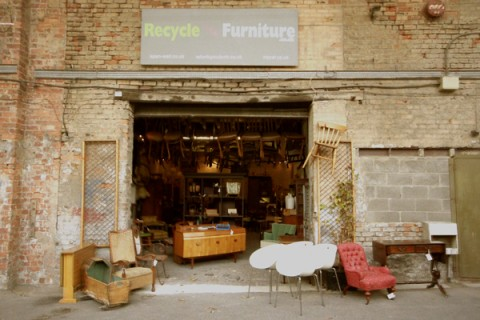 Shopfront of Recycle Your Furniture