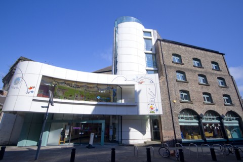 The Seven Stories building