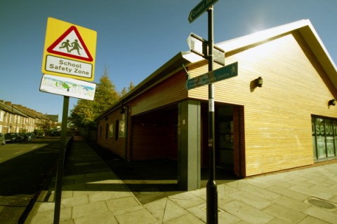 The Ouseburn Community Centre building