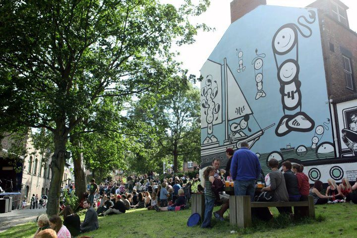The Ouseburn Festival 2016