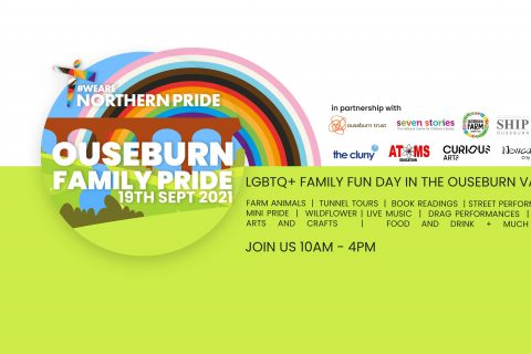 Ouseburn Family Pride logo