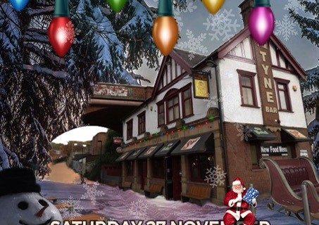 The Tyne Bar Christmas Fair logo